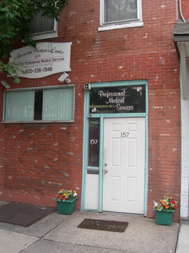 Phillipsburg NJ abortion clinic